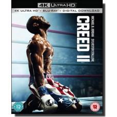 Creed II  [4K UHD+Blu-ray+DL]