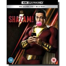 Shazam! [4K UHD+Blu-ray]