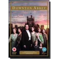 Downton Abbey - Series 6 [3DVD]