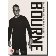Bourne: The Ultimate 5-movie Collection [5DVD]