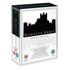 Downton Abbey - Series 1-6 [26DVD]
