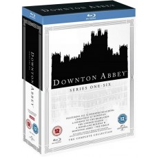 Downton Abbey - Series 1-6 [22Blu-ray]