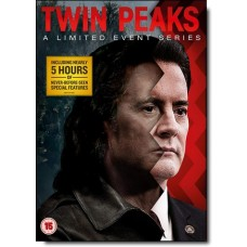 Twin Peaks: A Limited Event Series [8DVD]