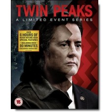 Twin Peaks: A Limited Event Series [8Blu-ray]