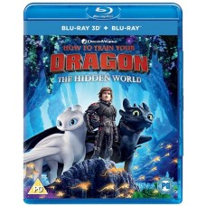 How to Train Your Dragon: The Hidden World [2D+3D Blu-ray+DL]