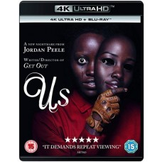 Us [4K UHD+Blu-ray]
