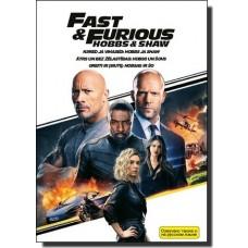 Kiired ja vihased: Hobbs ja Shaw | Fast & Furious Presents: Hobbs & Shaw [DVD]