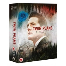 Twin Peaks: The Television Collection [16x Blu-ray]