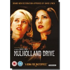 Mulholland Drive [DVD]