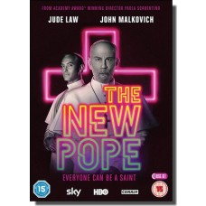 The New Pope [4x DVD]