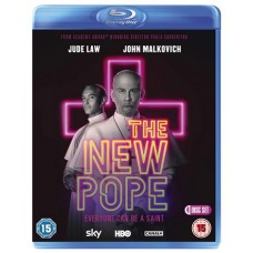 The New Pope [4x Blu-ray]