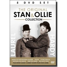 The Original Stan & Ollie Collection [5DVD]