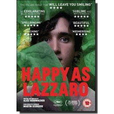 Happy as Lazzaro | Lazzaro felice [DVD]