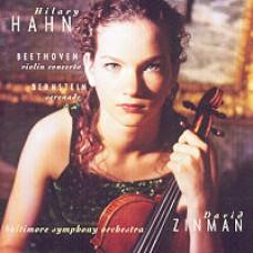 Violin Concerto D major, Op. 61   Serenade [CD]