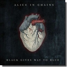 Black Gives Way to Blue [CD]