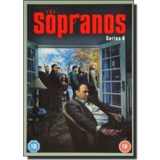 The Sopranos - Season 6, Part I [4DVD]