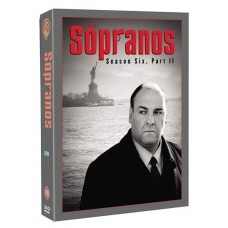 The Sopranos - Season 6, Part II [4DVD]