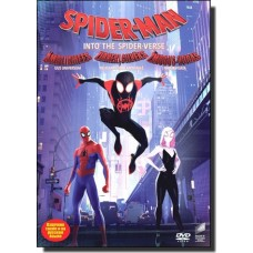 Ämblikmees: Uus universum | Spider-Man: Into the Spider-Verse [DVD]