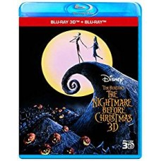 The Nightmare Before Christmas [2D+3D Blu-ray]