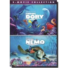 Finding Dory + Finding Nemo [2DVD]