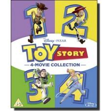 Toy Story 1-4 [5x Blu-ray]