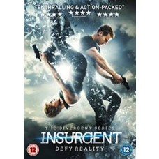 The Divergent Series: Insurgent [DVD]