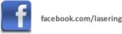 Lasering Facebook page